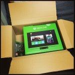 nowy xbox w pudełku