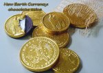 Monety, zagraniczna waluta