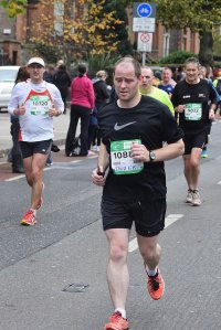 biegam, bo lubię