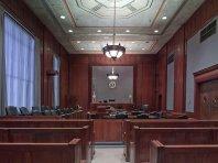 sala sądowa