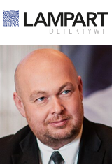 Warszawska firma detektywistyczna LAMPART
